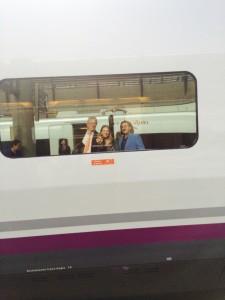 AVE Train 042814