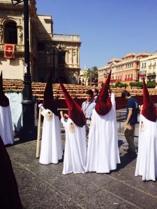 Seville Semana processions 1 042814