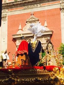 Seville Semana processions 3 042814