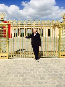 Versailles gate Peter 042814