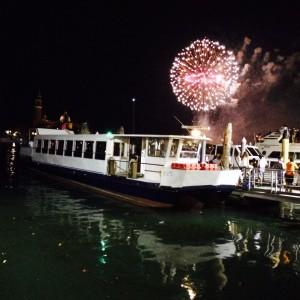 Venice Redentore fireworks 1 080714