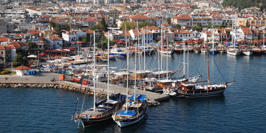 Marmaris Harbor