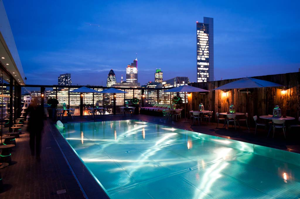 Rooftop Dining New Soho House Pietro Place