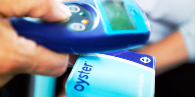 Oyster Card London Pietro Place