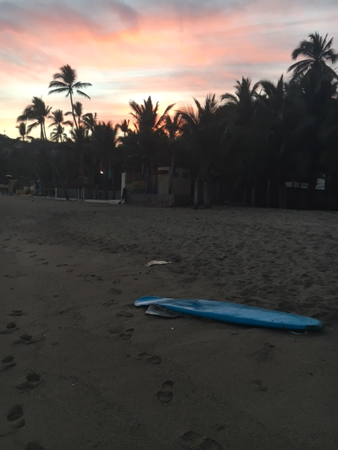 Sayulita sunset Peter Jones Pietro Place