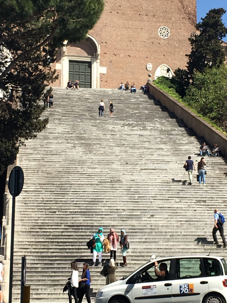 Rome Steps Pietro Place Peter Jones