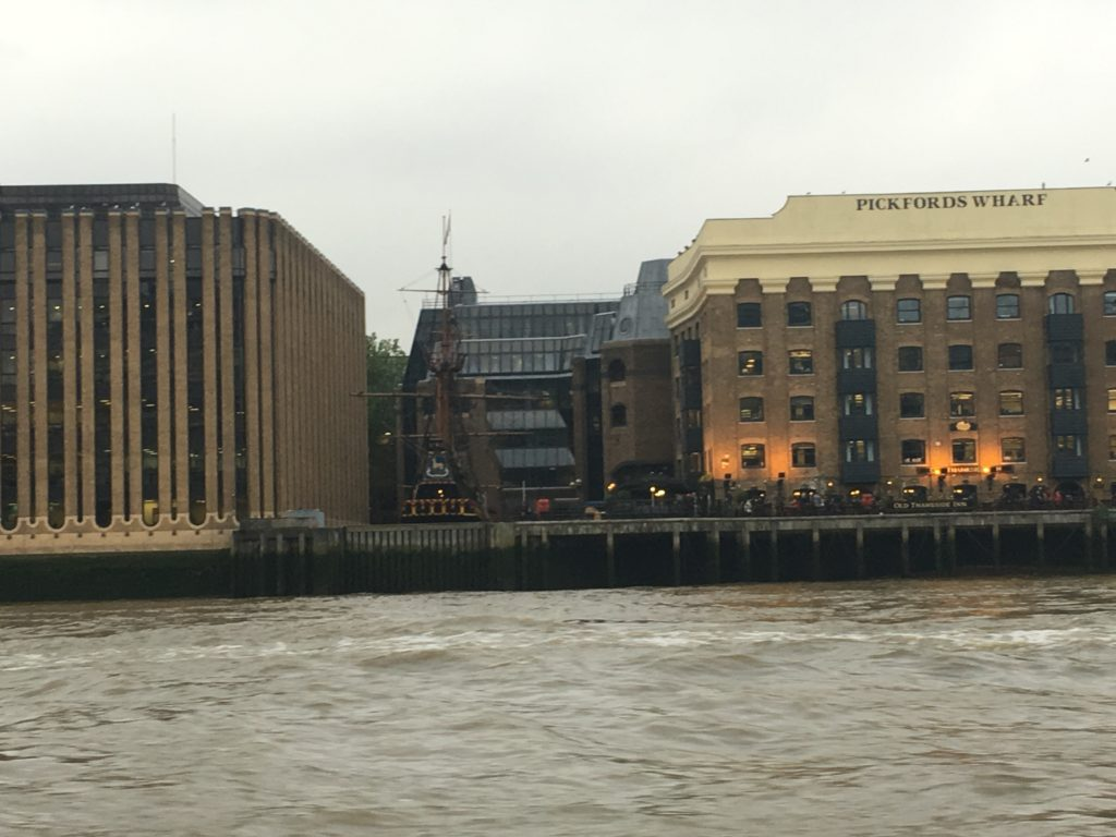 River Tour of London's History