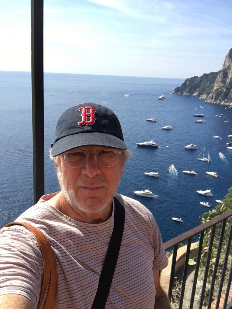 Capri Positano Pietro Place Peter Jones
