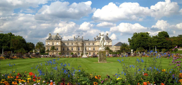 Luxembourg Gardens Pietro Place Peter Jones