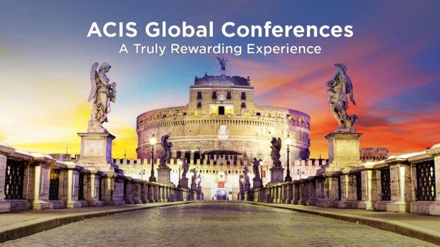 ACIS MLK Global Teacher Conferences 2019 - Pietro Place